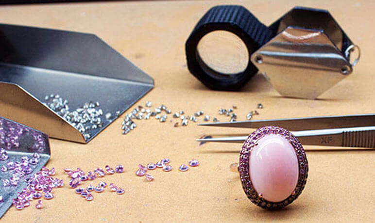 eliminating the middleman on jewelry