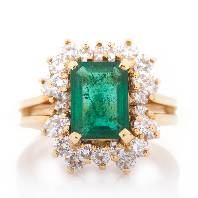 emerald ring jewelry what we buy